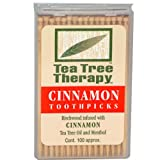 Tea Tree Therapy Dental Floss & Picks