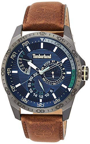 Reloj Hombre Oakham Timberland TBL15641JSU.03, 46mm, Black Metal