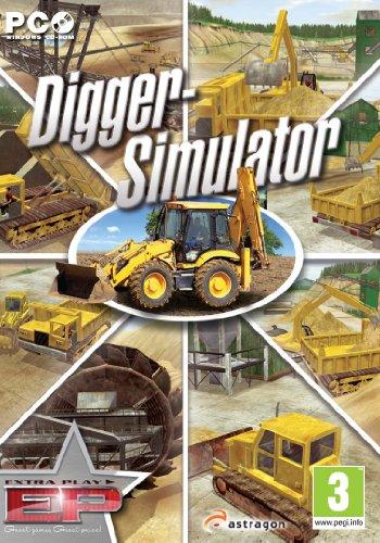 Extra Play - Digger Simulator (PC CD) [Edizione: Regno Unito]