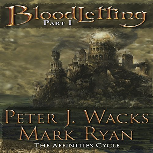 Bloodletting, Part 1 audiobook cover art