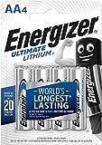 Energizer Batterien Mignon AA, Ultimate Lithium, 24 Stück