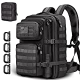 Best Tactical Backpacks - HUNTSEN Military Tactical Backpack Large 3 Day Assault Review