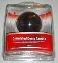 Simulated Dome Camera