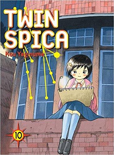 Twin Spica, Volume: 10 (English Edition)
