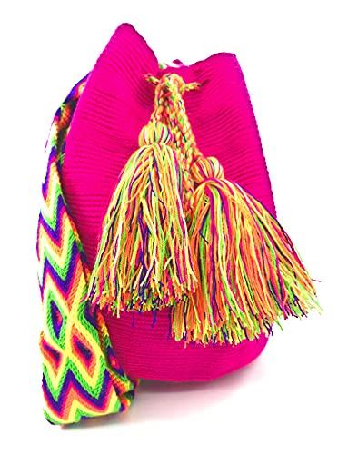 1. Mochila Wayuu Artesanal Colombiana - Moda y estilo hecho a mano