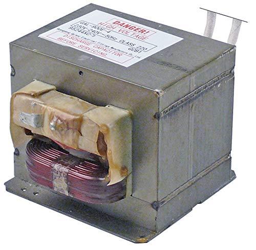 Horeca-Select HV-Transformator 95244XC-7 für GMW1030 für Mikrowellen 50Hz 230-240V primär 230-240V