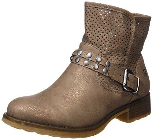 Refresh 64216, Botines Mujer, Marrón (Bronce), 40 EU (Zapatos)