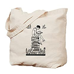 Non-Book Gifts for Book Lovers - Book Tote!