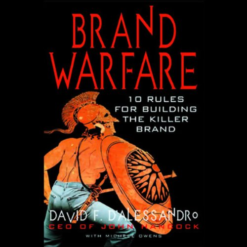 Brand Warfare cover art