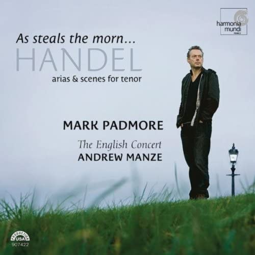 Mark Padmore, The English Concert & Andrew Manze