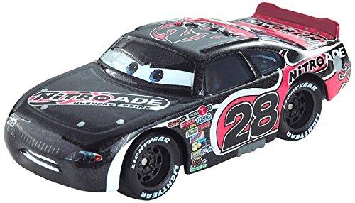 Disney Cars Cast 1: 55–Selección Vehículos Modelos Sort.1 Aiken Axler Nitroade