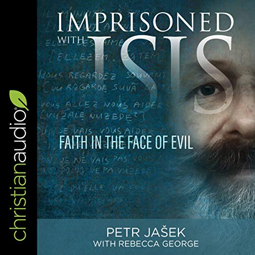 Imprisoned with ISIS audiobook cover art