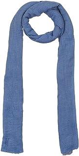 Wrangler Solid Scarf Bijou - Bufanda, color azul