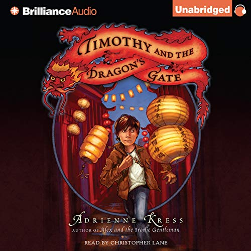 Timothy and the Dragon's Gate  By  cover art