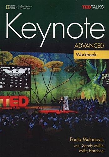 Keynote - BRE - Advanced: Workbook + WB Audio CD