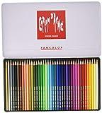 Caran d´Ache Farbstift-Set 40 Farben