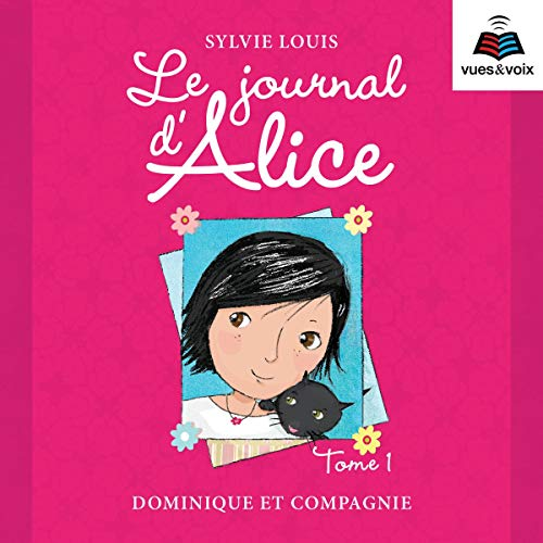Couverture de Le journal d'Alice tome 1