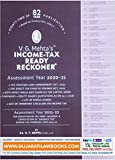 V. G. Mehta's Income Tax Ready Reckoner 2020-21 and 2021-22 - English