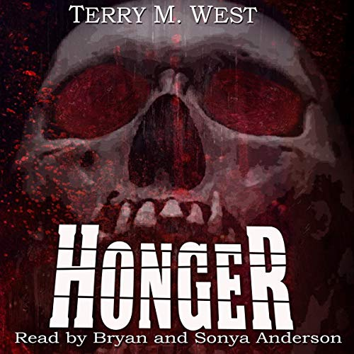 Honger Audiobook By Terry M. West cover art