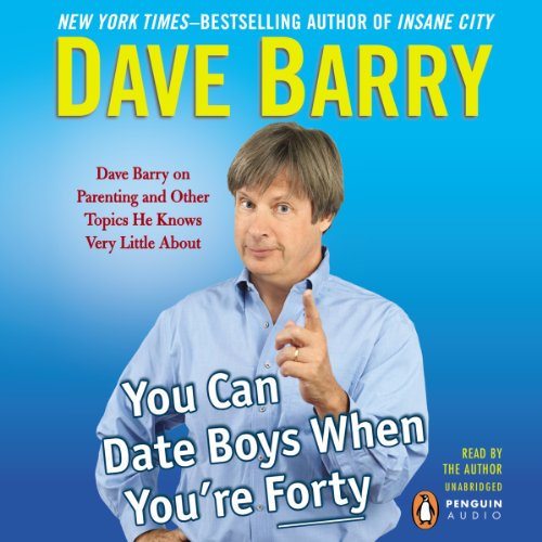 You Can Date Boys When You're Forty cover art