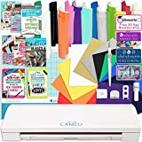 Silhouette CAMEO 3 Bluetooth Starter Bundle with 12 Oracal,...