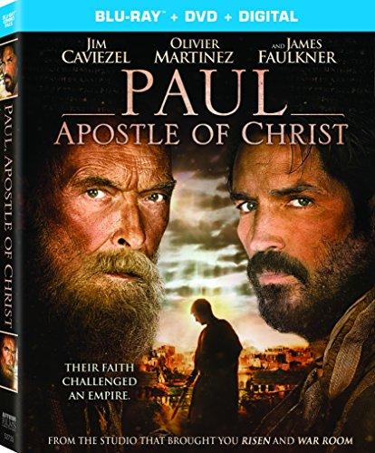 Paul, Apostle of Christ [Blu-ray]