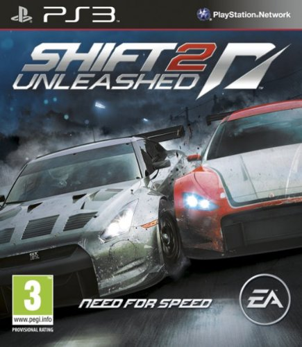 Shift 2 Unleashed Sony Ps3