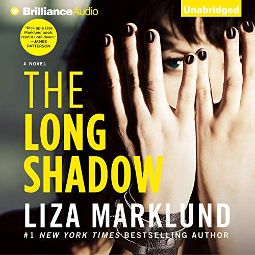 The Long Shadow Audiobook By Liza Marklund cover art