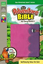 Adventure Bible/Adventure Bible For Early Readers, Nirv Italian Duo-Tone: Amethyst/Pink by Lawrence O Richards (June 16,2014)