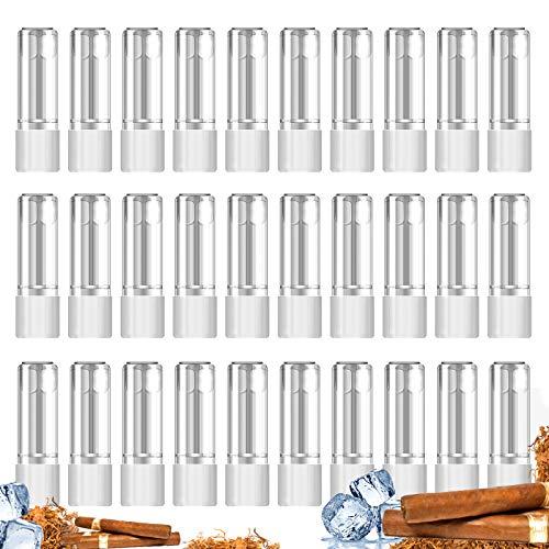 HECCO プルームテックプラス 互換カートリッジ Ploom tech+ アイスタバコ葉 カートリッジ 電子タバコカートリキッド 30本入り 808H