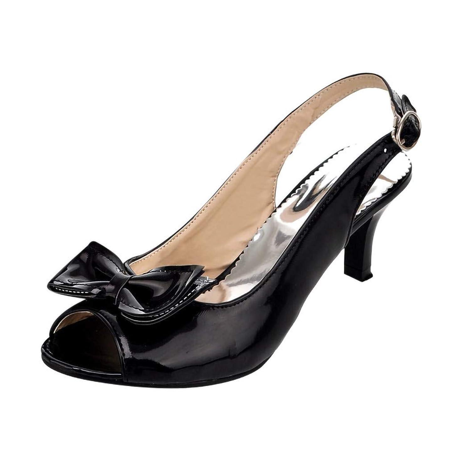 Duseedik Women's Sandals High Heels Belt Buckle Summer Ladies Outdoor Wedding Party Dance Shoes