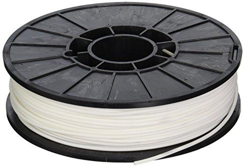 Aleph Objects Inc. NinjaFlex - Filamento per stampante 3D, TPE, 3 mm, bobina da 0,75 kg, colore: oro, Neve, 12