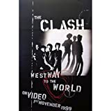 Clash RIESENPOSTER Giant Poster Westway to The World