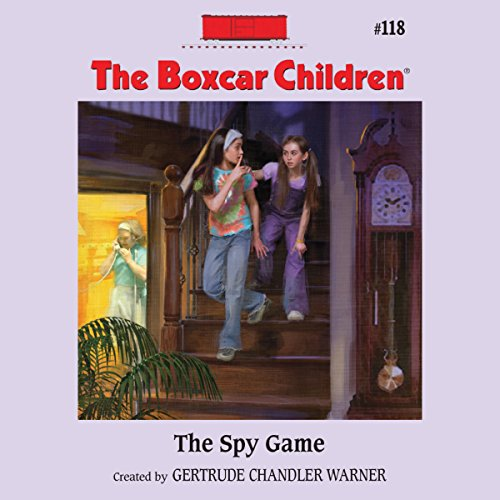 The Spy Game audiobook cover art