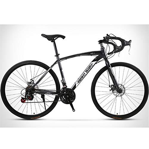 Vélos De Route Trek pour Hommes, 26 Pouces 24 Vitesses 30 Couteaux Vélo, Cadre en Acier À Haute...