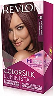 Revlon ColorSilk Luminista Haircolor, Burgundy Brown