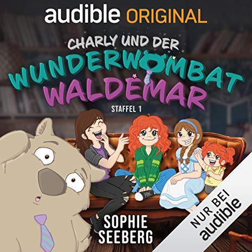 Charly und der Wunderwombat Waldemar Titelbild