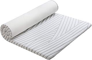 マットレス 高反発 シングル 厚み3cm ベットマット 敷き布団 三つ折り 高密度ウレタンマット 寝具 ごろ寝マット 体圧分散 腰楽 通気性抜群 快適睡眠 防ダニ 抗菌 洗える 収納袋付き 18ヶ月品質保証
