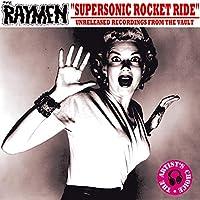 Supersonic Rocket Ride