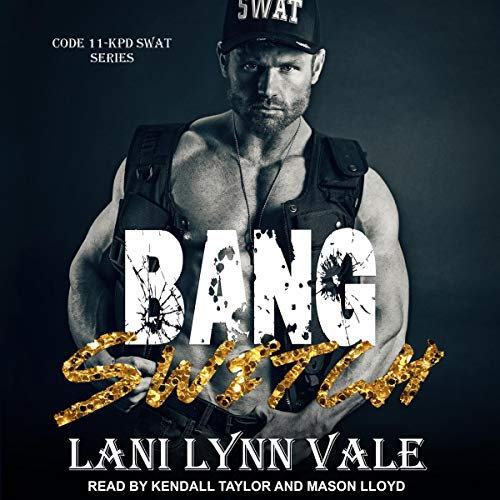 Bang Switch audiobook cover art