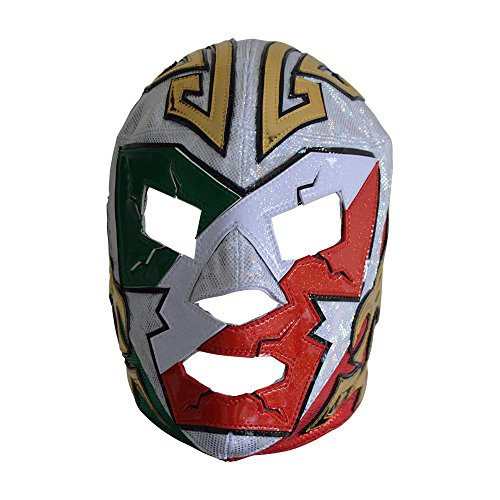 Dr Wagner Semi-Professional Lucha Libre Mask Adult Luchador Mask