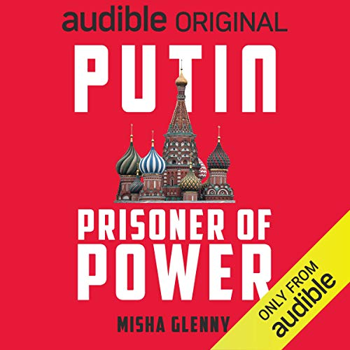 Putin: Prisoner of Power cover art