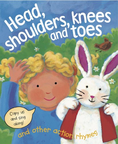 Preisvergleich Produktbild Head,  Shoulders,  Knees and Toes and Other Action Rhymes
