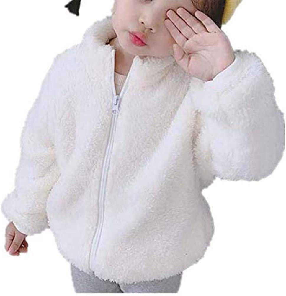 Infant Toddler Baby Ears Hooded Down Jacket Girls 70% OFF Outlet discount Boys Thicken W
