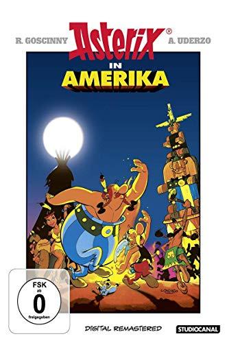 Asterix in Amerika [DVD]