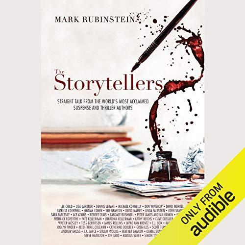 The Storytellers audiobook cover art