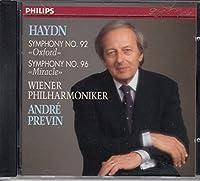 Symphonies 92 & 96