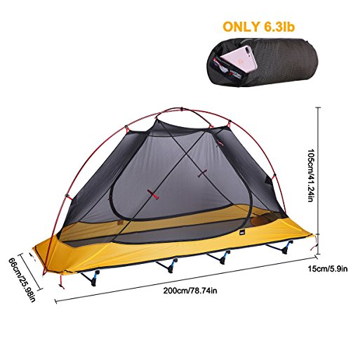 Uboway Ultralight Camping Tent Cot.