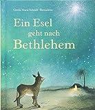 Ein Esel geht nach Bethlehem (Mini-Bilderbuch)