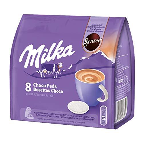 Senseo Milka Chocolat en 8 Dosettes 112 g